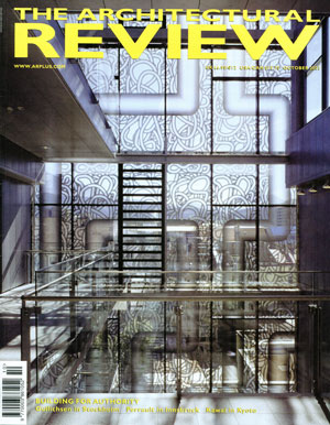 ArchitecturalReview_2003_10