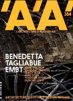 ArchitectureAujourdHui_384_2011