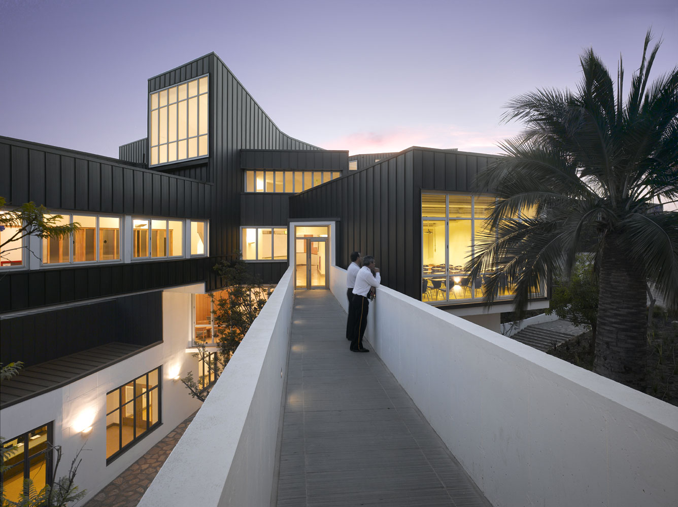 Roland halbe architectural photography for Arquitectura universidades