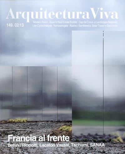 ArquitecturaViva_149_2013