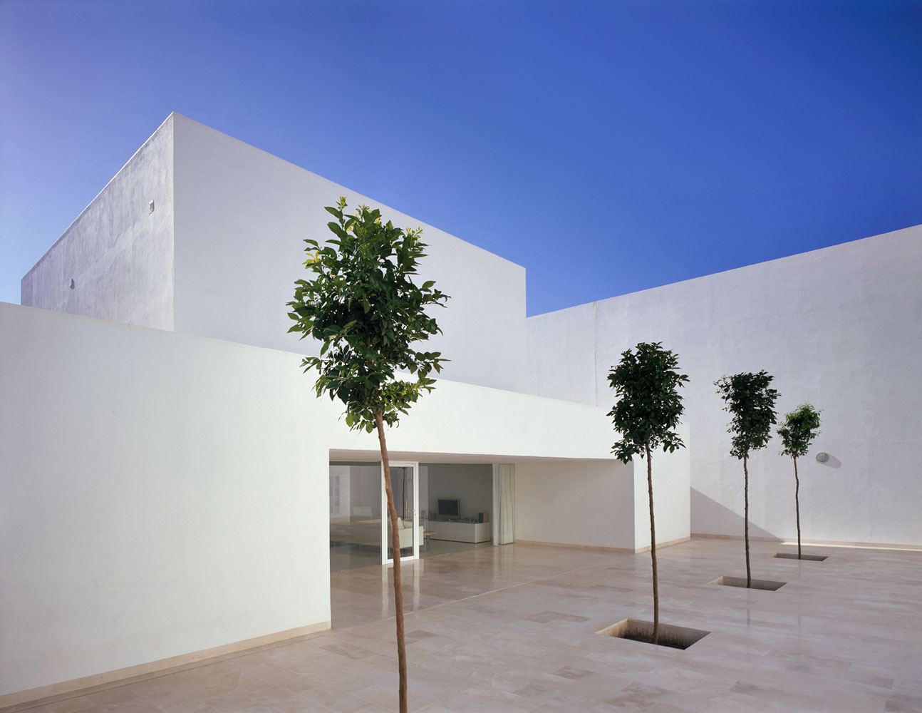 Roland halbe architectural photography - Casa campo baeza ...