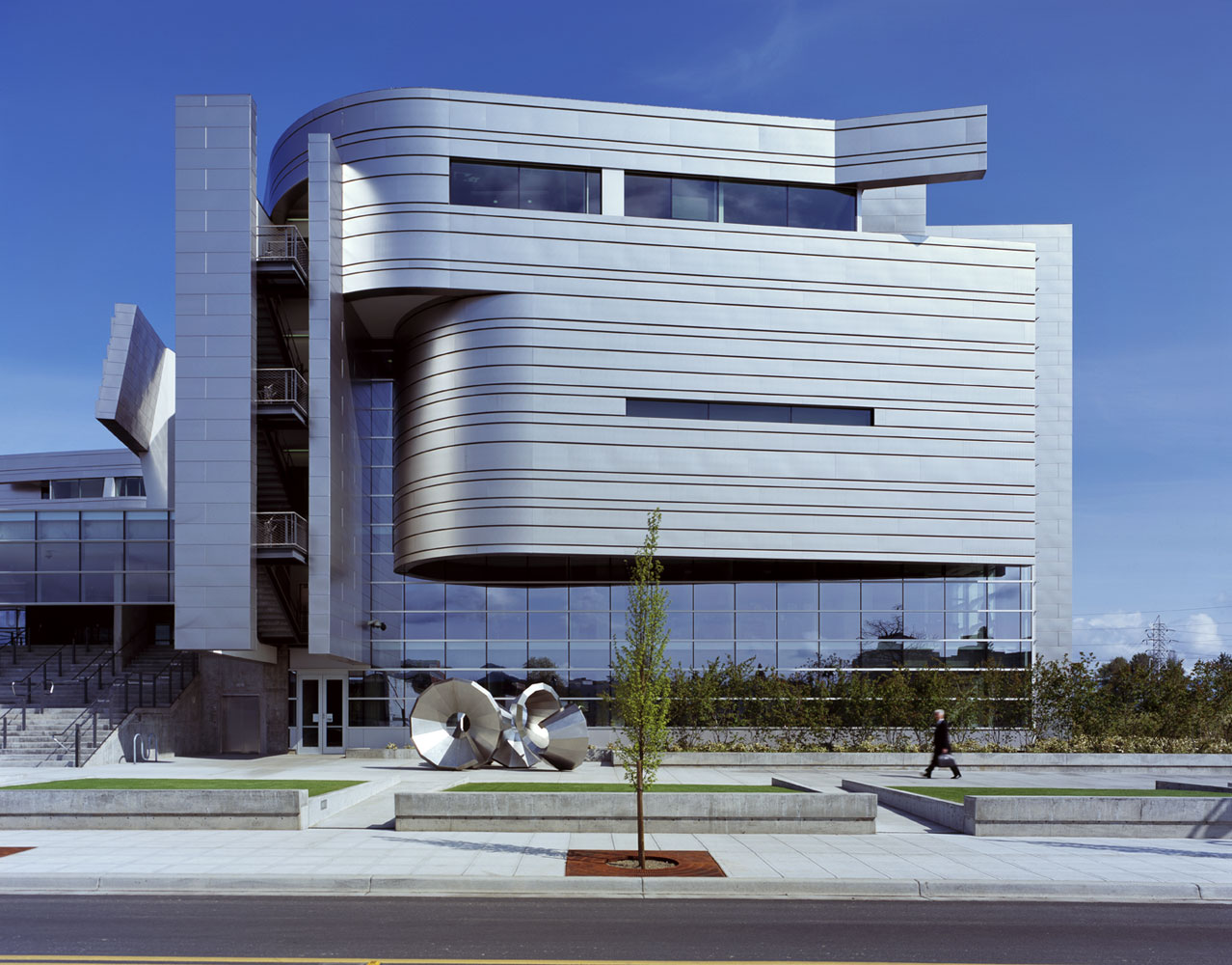 Roland halbe architectural photography for Architects eugene oregon